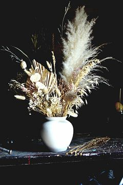 Trockenes Bouquet von Niek Traas