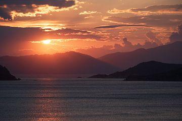 Sonnenaufgang von Patrick Verheij