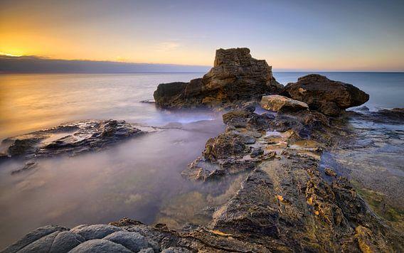 Zeelandschap kust Costa Blanca Spanje