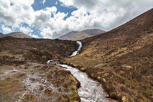 Prachtig landschap in Isle of Skye, Schotland