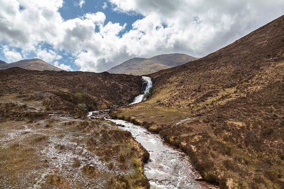 Wunderschöne Landschaft auf der Isle of Skye, Schottland