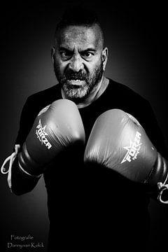 Ich schlage dich beim Boxen k.o. von Danny van Kolck