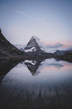 Matterhorn in Zermatt Zwitserland van Tom in 't Veld