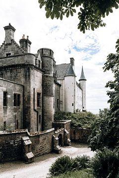 Dunrobin Castle en Ecosse sur Rebecca Gruppen
