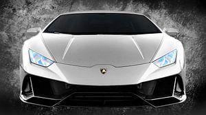 Lamborghini Huracán Evo van aRi F. Huber