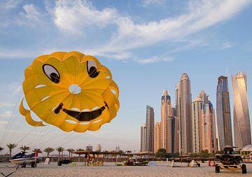Das war ein weiterer Tag voller Spaß in Dubai von Wil van der Velde