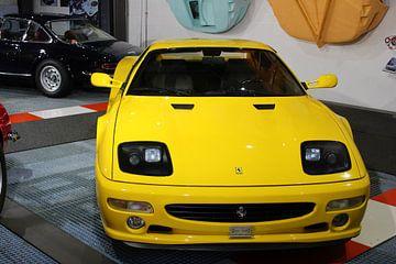 Ferrari 550 Maranello sur Marvin Taschik