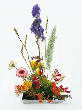 bloemstuk van Bert Bouwmeester