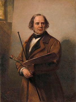 Jan Willem Pieneman, Maler, Vater von Nicolaas Pieneman, Nicolaas Pieneman