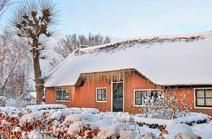 Winterse boerderij