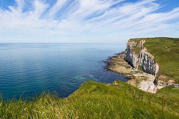 Die Küste der Normandie von Nathan Marcusse