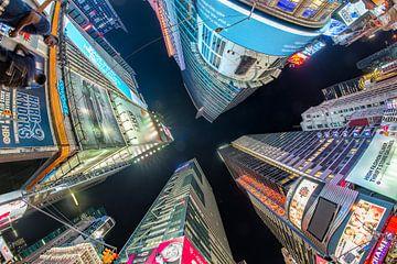 New Yorkse blik naar de top van Stefan Schäfer
