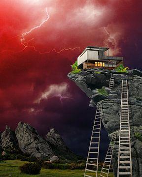 House on the Edge 6 van