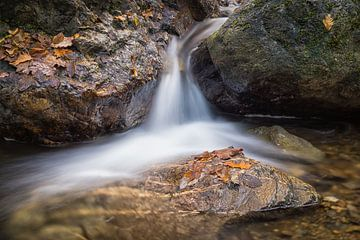 waterval in de ninglinspo van Francois Debets