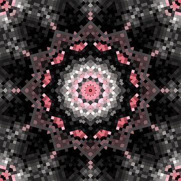 Mandala Art  Nr. 5 von Marion Tenbergen