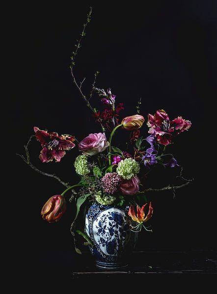 Blumenschönheit von Wietske Lavrijssen