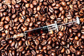 koffie intraveneus van Norbert Sülzner