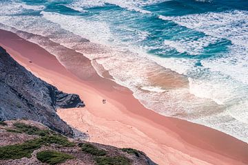 Strandliefde van Alexander Dorn