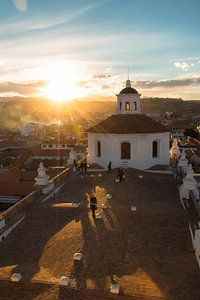 Sucre, Bolivia van Lucas De Jong