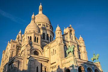 Basiliek Sacré-Cœur, Parijs van Christian Müringer