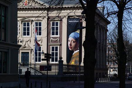 Het Mauritshuis en het meisje met de Parel