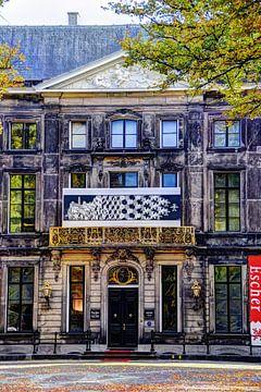 Escher In het Paleis Museum Den Haag von Hendrik-Jan Kornelis