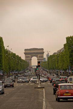 Arc de Triomphe van Olaf Piers