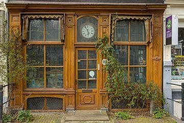 Verlaten pand Gelderse kade Amsterdam van Peter Bartelings Photography