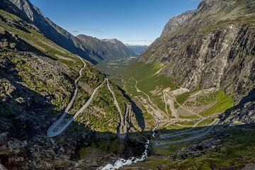 Trollstigen, Norwegen von Adelheid Smitt