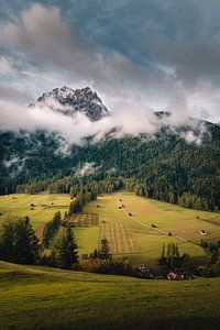 Das Fischleintal in Südtirol von Steffen Peters