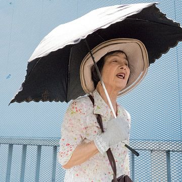 Umbrella II von Cecile van den Broek
