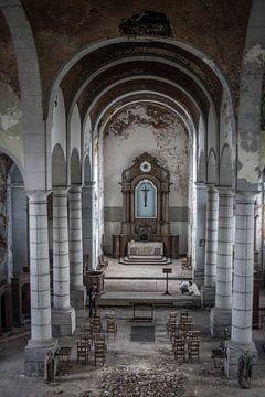 Verlaten kerk von Katjang Multimedia
