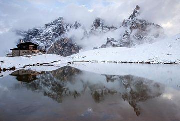 Mooi landschap, Dolomieten van Frank Peters