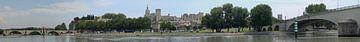 Avignon panorama van Carel van der Lippe
