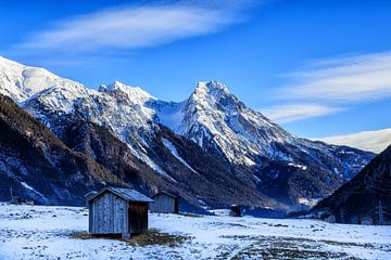 Pettneu am Arlberg van Joram Janssen