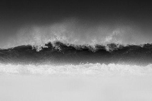 Spetterende golven - Natuurlijk Ameland