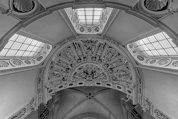 Plafond Dom van Trier van Peter Bartelings Photography