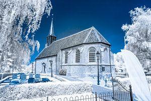 Église de Kijfhoek sur Ad Van Koppen
