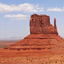 monument valley  van MadebyGreet Greetvanbreugel