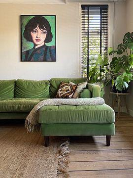 Kundenfoto: Stellen Sie sich vor: von Lucienne van Leijen