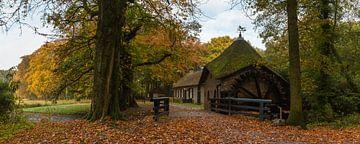 Autumn At The Watermill van