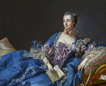 François Boucher - Madame de Pompadour van