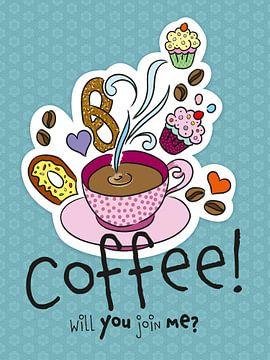 Koffie van Annemieke Nijenhuis