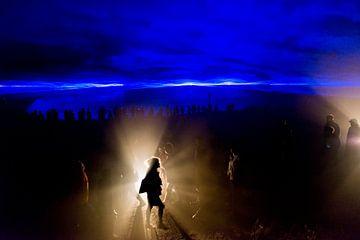 Waterlight Afsluitdijk von Keesnan Dogger Fotografie