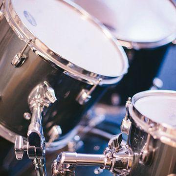 Drumstel von Colin van der Bel