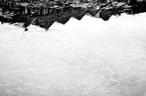 Amsterdam op ijs I van