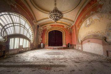 Ballsaal – Constanta Casino, Rumänien von Roman Robroek