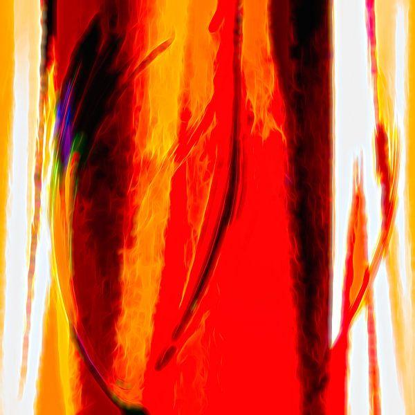 Vlammend van Dick Jeukens