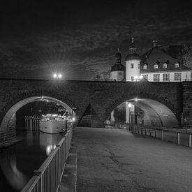 Moezeloever in Koblenz van Heinz Grates