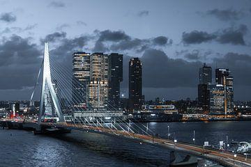 Erasmus-Brücke 1 von Klaus Lucas